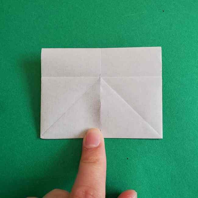 キティちゃんの全身(顔・体)の折り方作り方 (21)