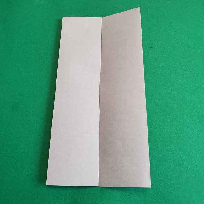 キティちゃんの全身(顔・体)の折り方作り方 (4)