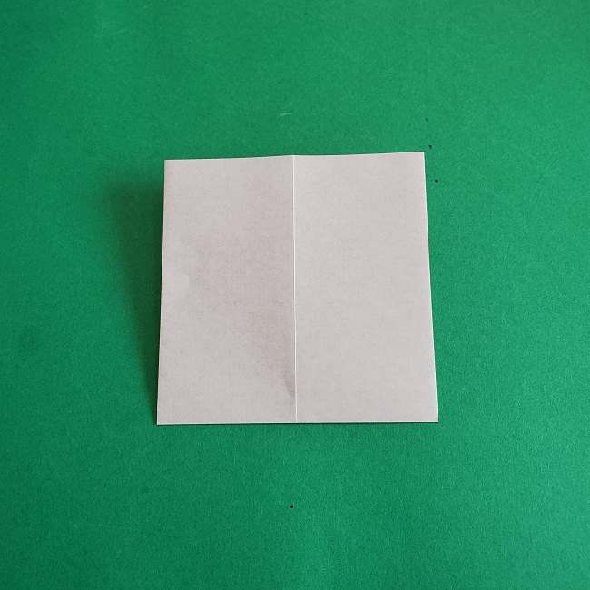 キティちゃんの全身(顔・体)の折り方作り方 (5)