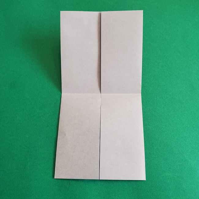キティちゃんの全身(顔・体)の折り方作り方 (6)