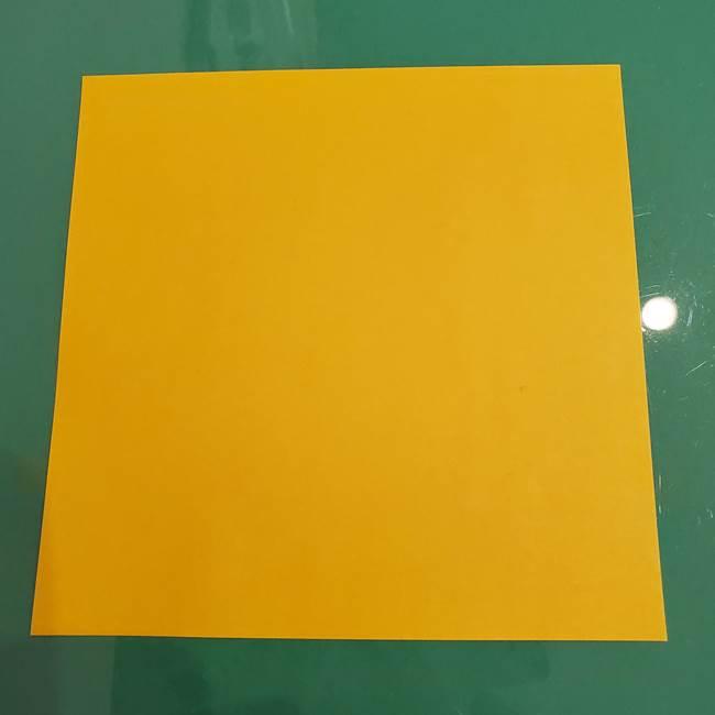 ザシアンの折り紙の折り方★剣(1)