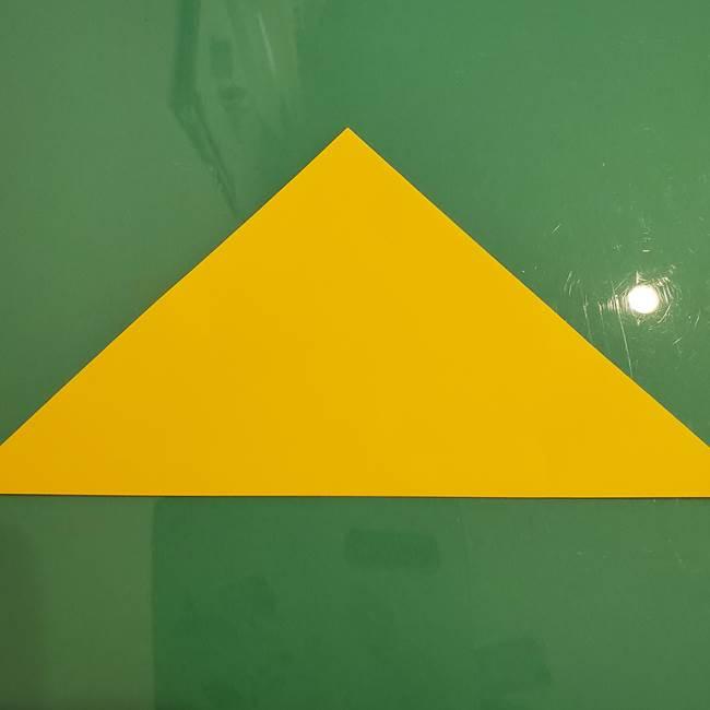 ザシアンの折り紙の折り方★剣(2)