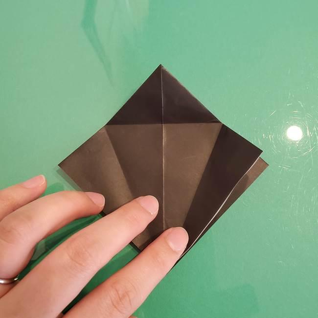 ザルードの折り紙☆ポケモンの折り方作り方①折り方(13)