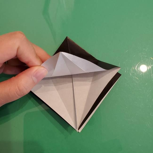 ザルードの折り紙☆ポケモンの折り方作り方①折り方(14)