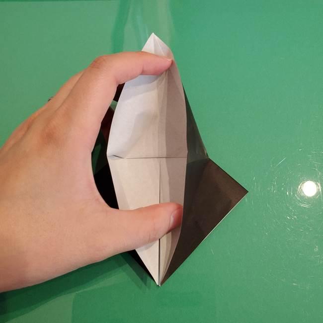 ザルードの折り紙☆ポケモンの折り方作り方①折り方(15)