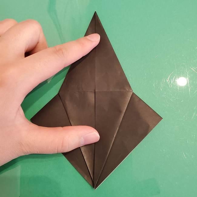 ザルードの折り紙☆ポケモンの折り方作り方①折り方(16)