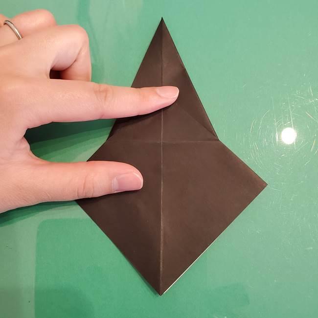 ザルードの折り紙☆ポケモンの折り方作り方①折り方(17)