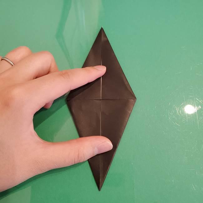 ザルードの折り紙☆ポケモンの折り方作り方①折り方(18)