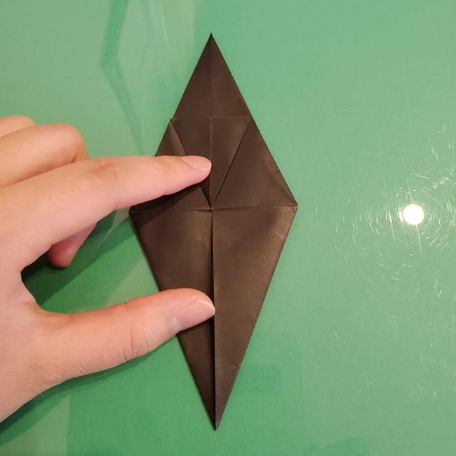 ザルードの折り紙☆ポケモンの折り方作り方①折り方(19)