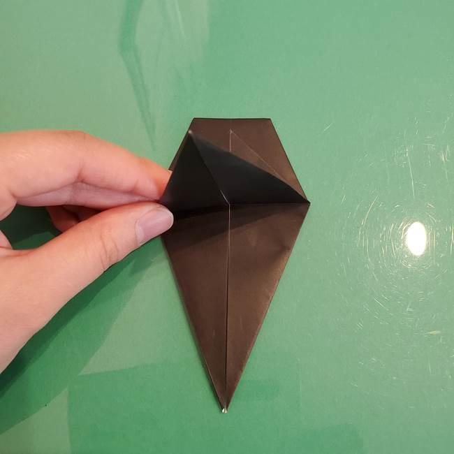 ザルードの折り紙☆ポケモンの折り方作り方①折り方(21)