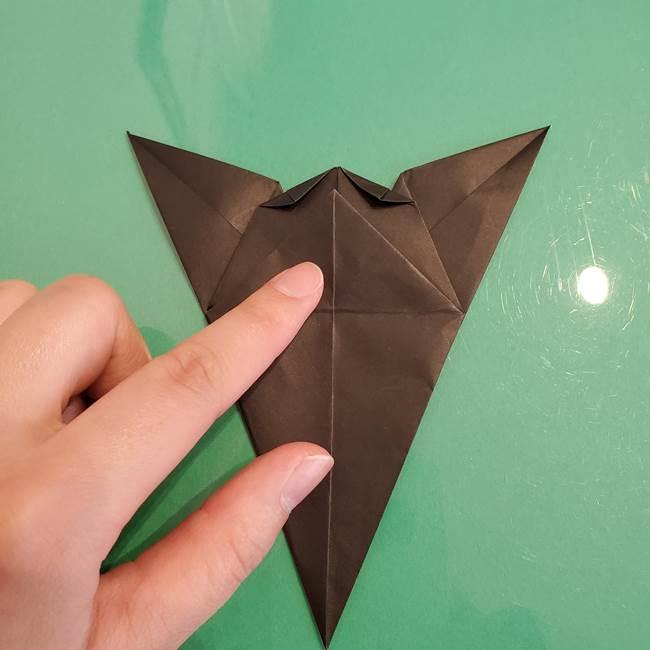 ザルードの折り紙☆ポケモンの折り方作り方①折り方(29)