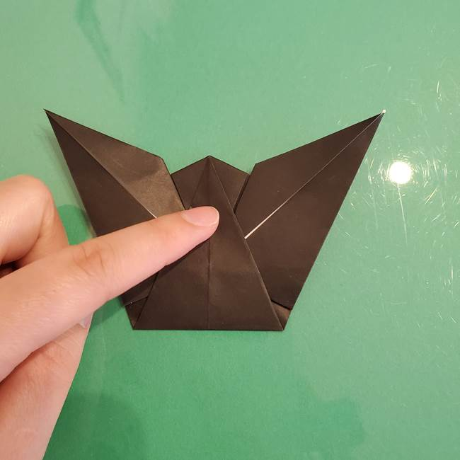 ザルードの折り紙☆ポケモンの折り方作り方①折り方(31)