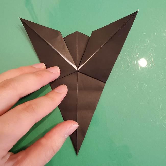 ザルードの折り紙☆ポケモンの折り方作り方①折り方(32)