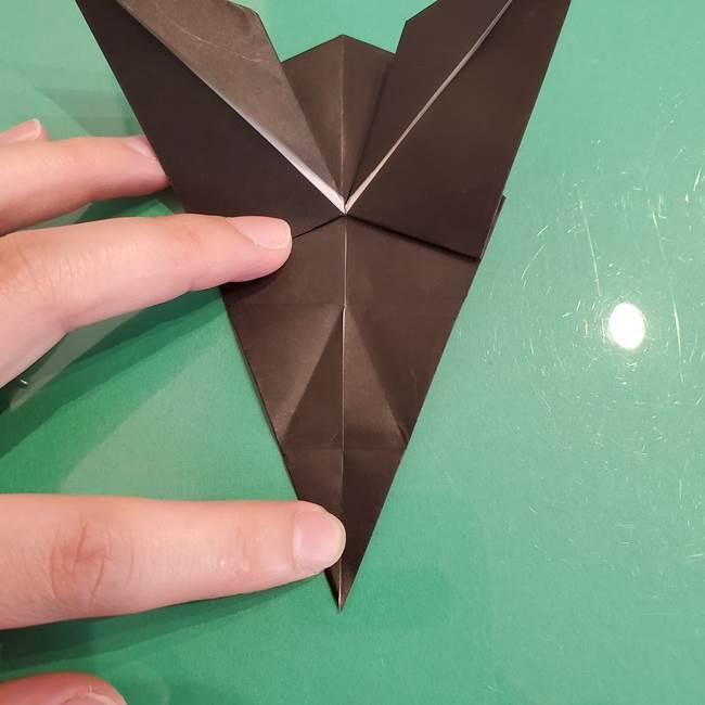 ザルードの折り紙☆ポケモンの折り方作り方①折り方(36)