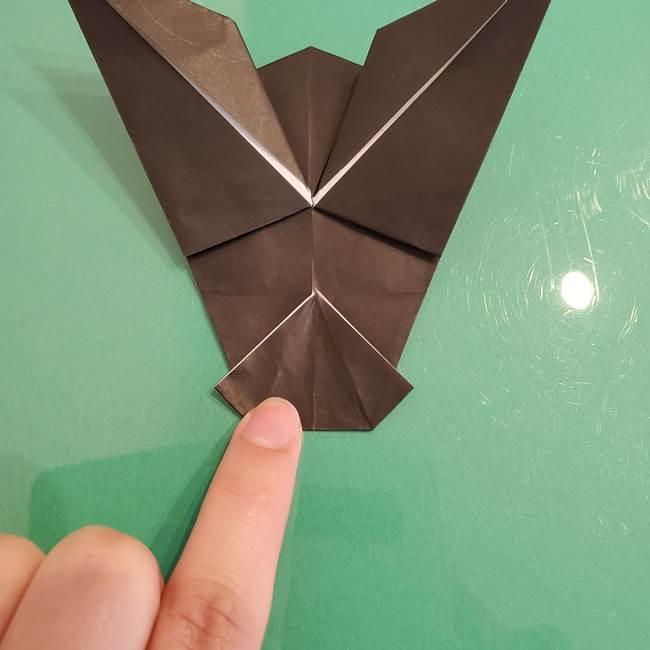 ザルードの折り紙☆ポケモンの折り方作り方①折り方(38)