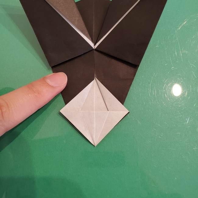 ザルードの折り紙☆ポケモンの折り方作り方①折り方(39)