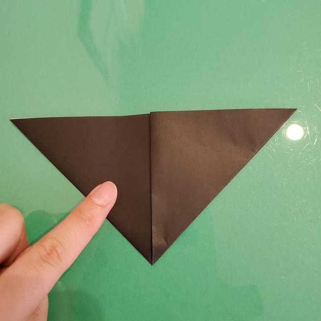 ザルードの折り紙☆ポケモンの折り方作り方①折り方(7)