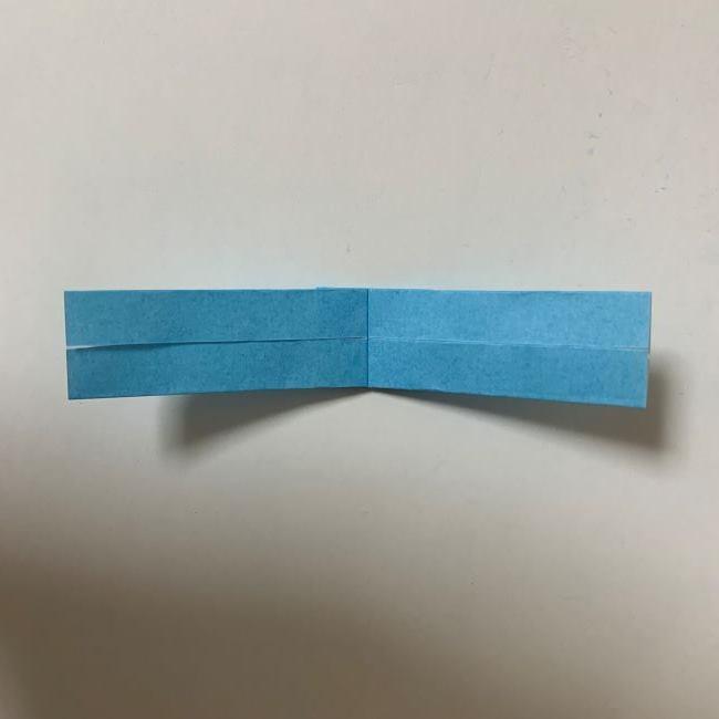 バイキンマンの折り紙 簡単な折り方作り方 (44)