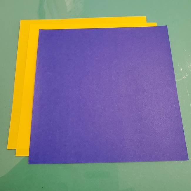 ポケモンの折り紙ザシアンは簡単?(1)