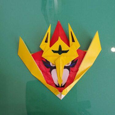 ポケモンの折り紙ザマゼンタは意外と簡単!折り方作り方を画像で紹介!