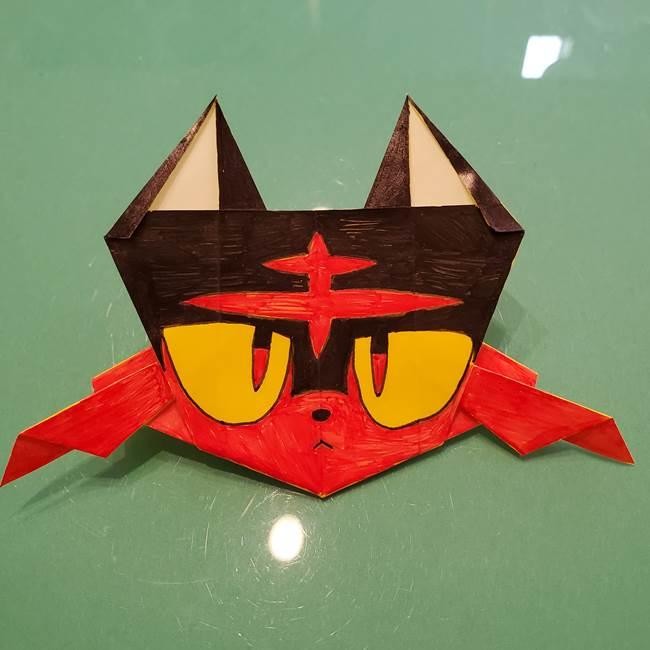 ポケモンの折り紙ニャビーの折り方は簡単☆顔の描き方も詳しく解説!