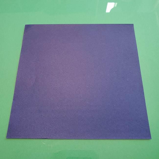 ポケモンの折り紙 カビゴンは簡単♪(1)
