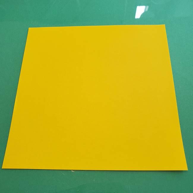 ポケモンの折り紙 ニャビーは1枚で作れる!(1)