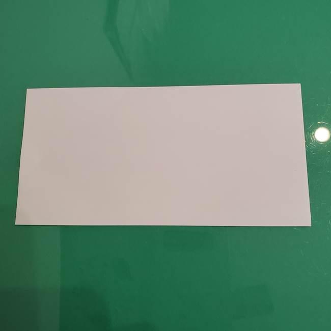 ポケモンの折り紙 ワンパチの折り方作り方①折り方(2)