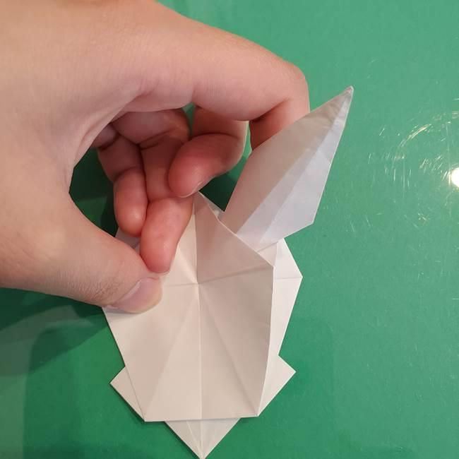 ポケモンの折り紙 ワンパチの折り方作り方①折り方(42)