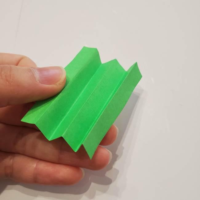 女性用の浴衣の帯の折り方結び方(11)