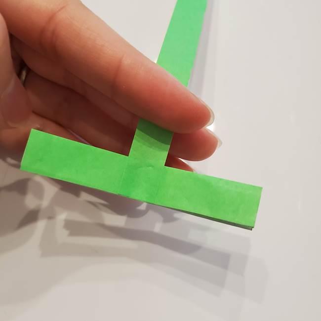 女性用の浴衣の帯の折り方結び方(13)