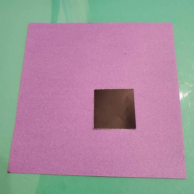 折り紙のなす(立体)*用意するもの1