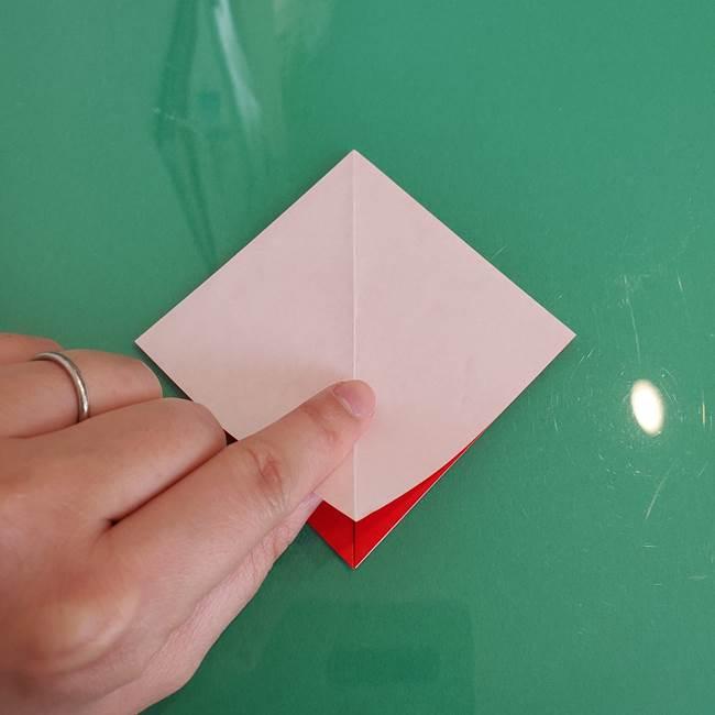 折り紙のザマゼンタ①顔パーツ1(10)