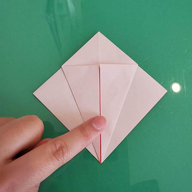 折り紙のザマゼンタ①顔パーツ1(11)
