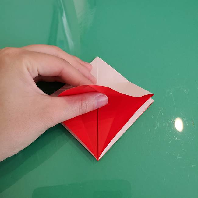 折り紙のザマゼンタ①顔パーツ1(14)