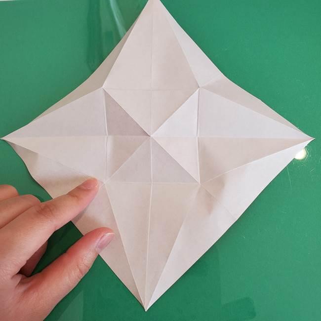 折り紙のザマゼンタ①顔パーツ1(19)