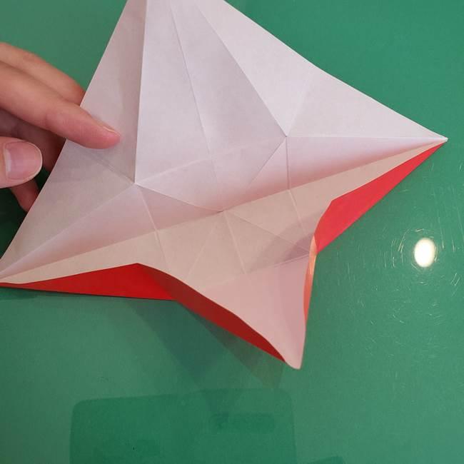 折り紙のザマゼンタ①顔パーツ1(20)