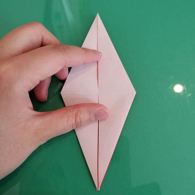 折り紙のザマゼンタ①顔パーツ1(22)