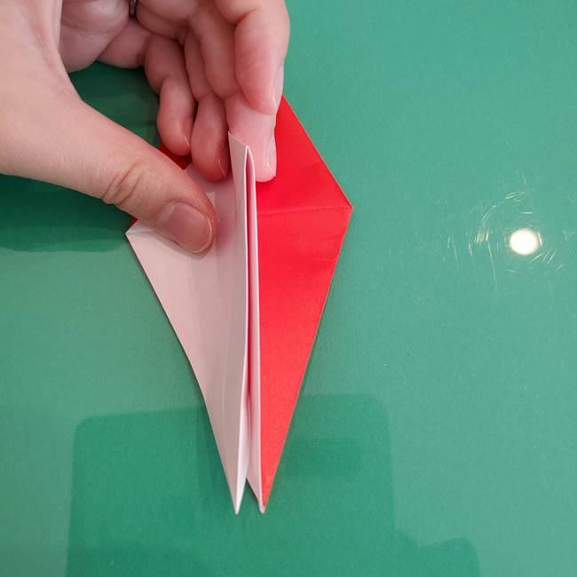 折り紙のザマゼンタ①顔パーツ1(25)