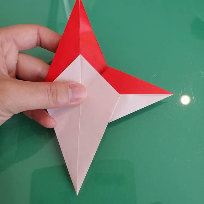 折り紙のザマゼンタ①顔パーツ1(27)