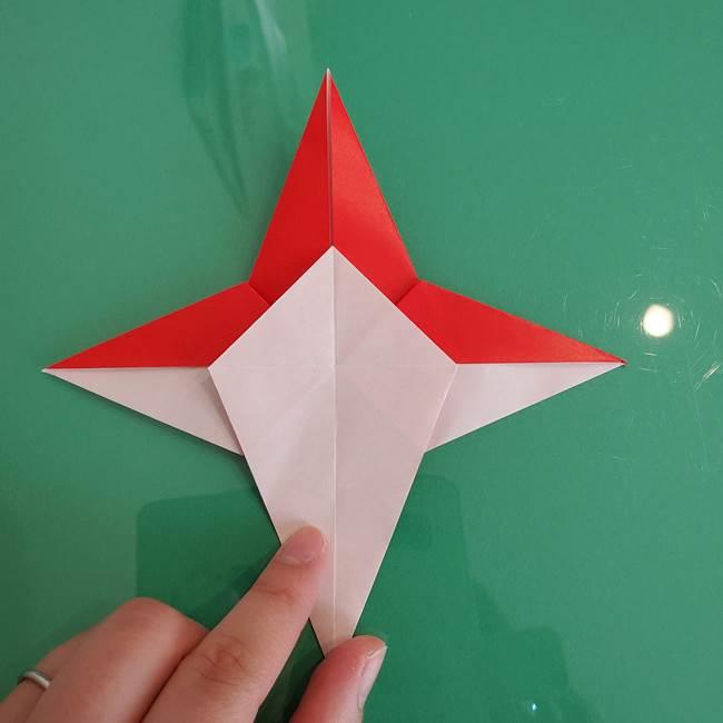 折り紙のザマゼンタ①顔パーツ1(28)
