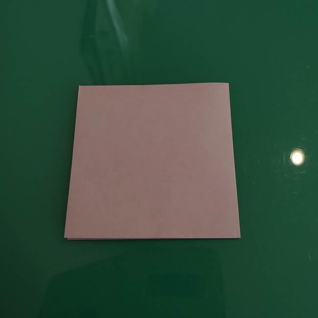 折り紙のザマゼンタ①顔パーツ1(3)