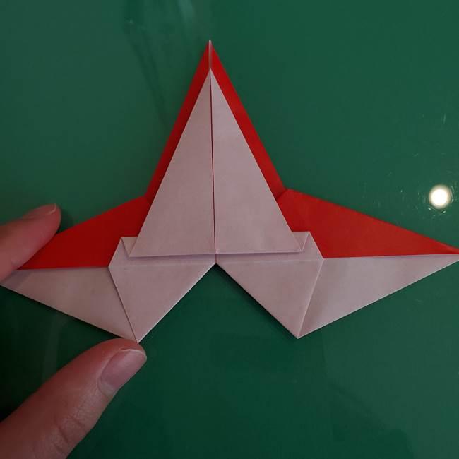 折り紙のザマゼンタ①顔パーツ1(31)