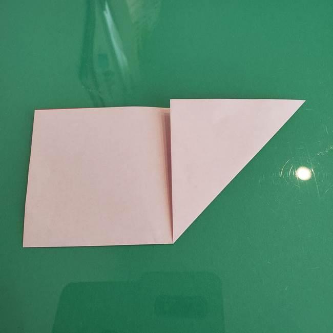 折り紙のザマゼンタ①顔パーツ1(5)