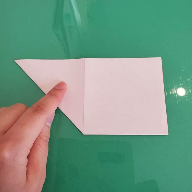 折り紙のザマゼンタ①顔パーツ1(6)