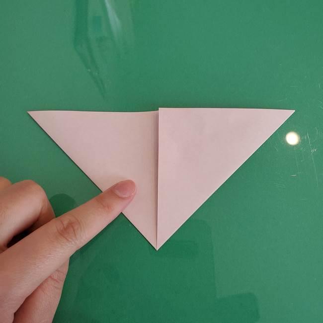 折り紙のザマゼンタ①顔パーツ1(7)