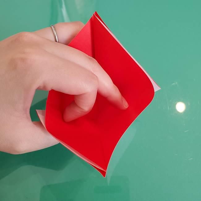 折り紙のザマゼンタ①顔パーツ1(9)