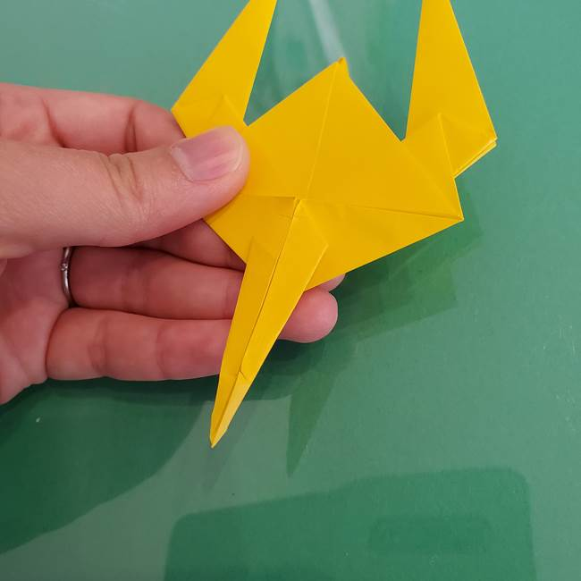 折り紙のザマゼンタ②顔パーツ2(31)