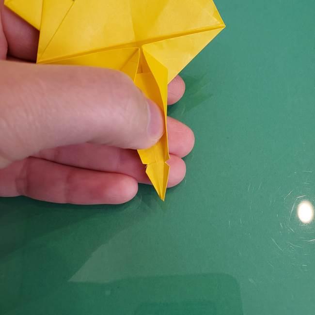 折り紙のザマゼンタ②顔パーツ2(33)