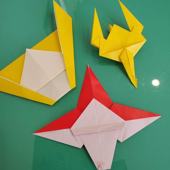 折り紙のザマゼンタ③顔パーツ3(11)